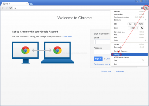 Disable Chrome Popups 1