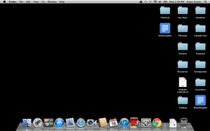 OS X Desktop