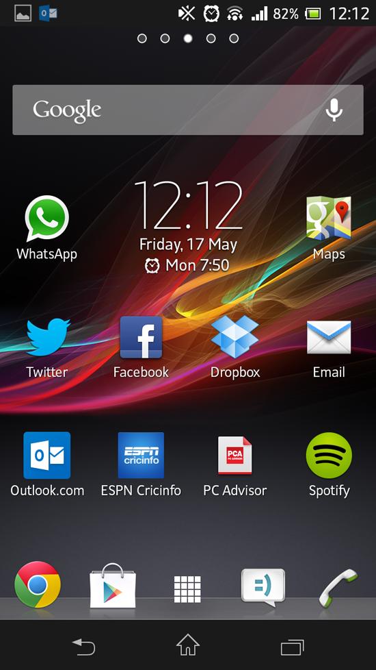 Андроид 4 Знакомство С Главным Экраном