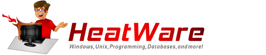 HeatWare.net header image